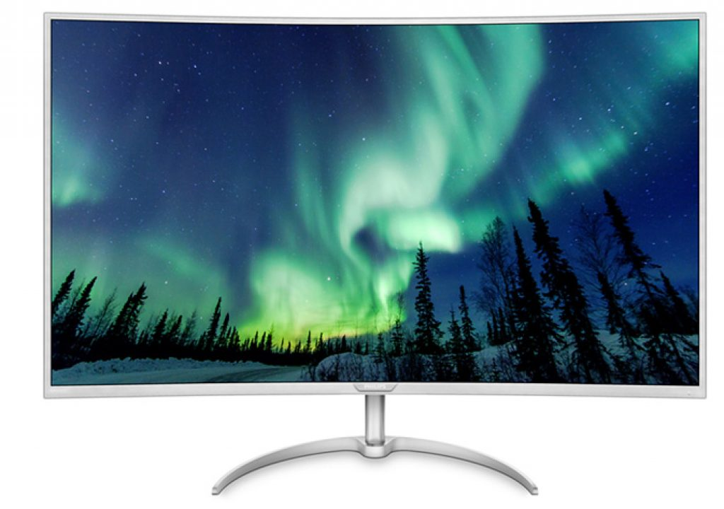 Philips: the world's largest curved monitor… without HDR