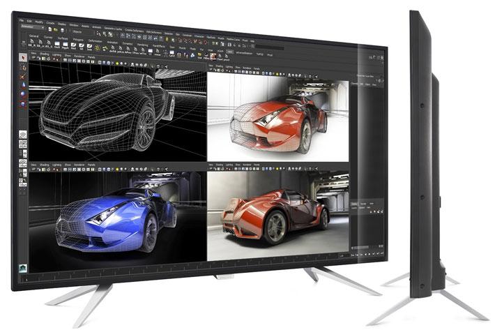 philips BDM4350UC/27 monitor