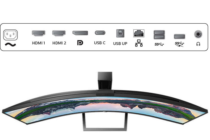 Philips 499P9H : a SuperWide monitor with a low price