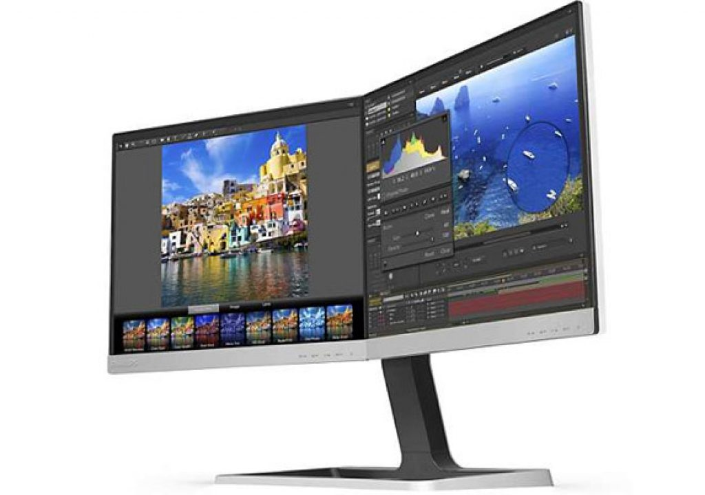 Philips Two-in-One Monitor Available Now 1