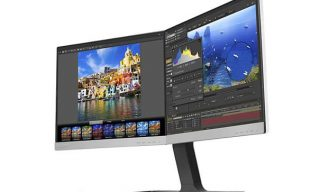 Philips Two-in-One Monitor Available Now
