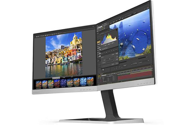 Philips Two-in-One Monitor Available Now 2