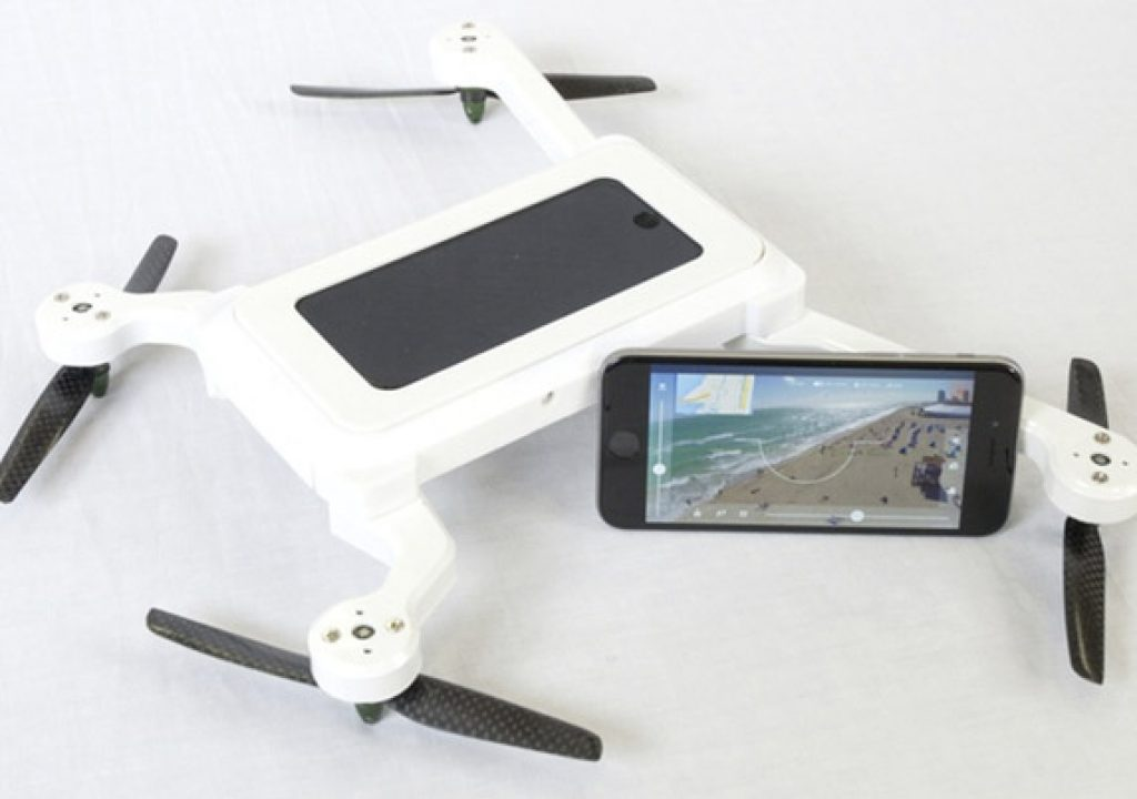 Your Smartphone Turns Into a Drone 1