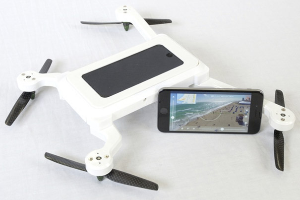 Your Smartphone Turns Into a Drone 2