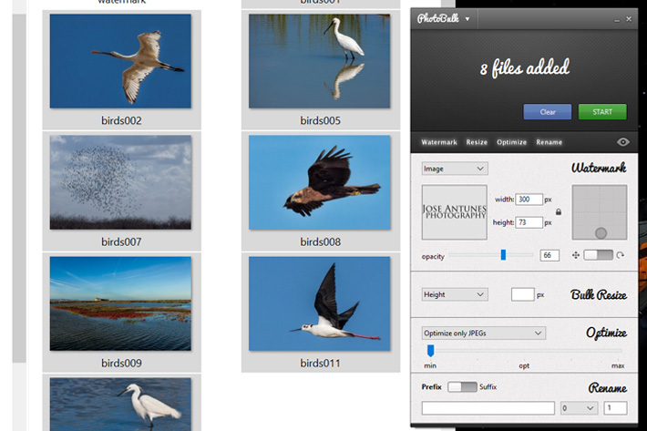 Review: PhotoBulk, your small desktop tool