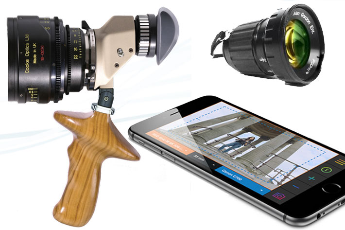 PhotoCineView: a Director's Viewfinder for smartphones