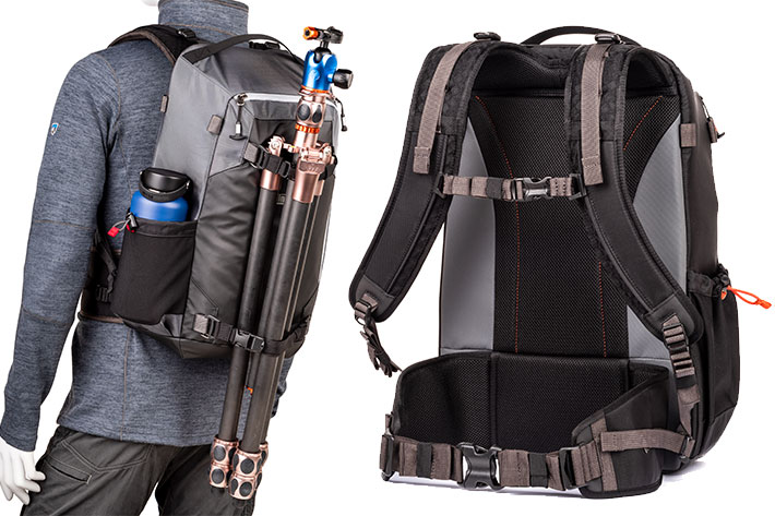 PhotoCross 15 backpack, a step beyond the sling bag concept