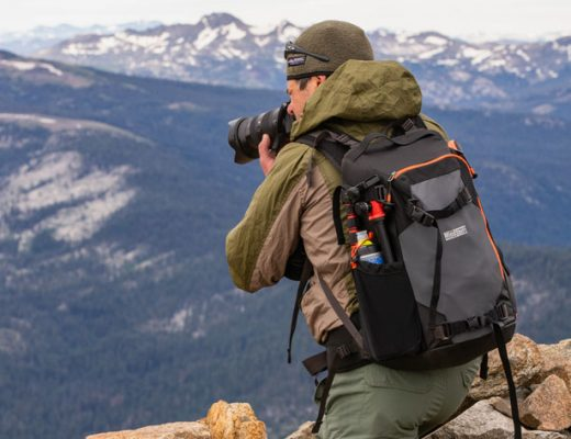 MindShift PhotoCross 13 backpack: protection in a compact size