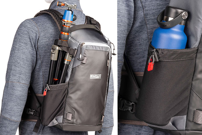 MindShift PhotoCross 13 backpack: protection in a compact size 6