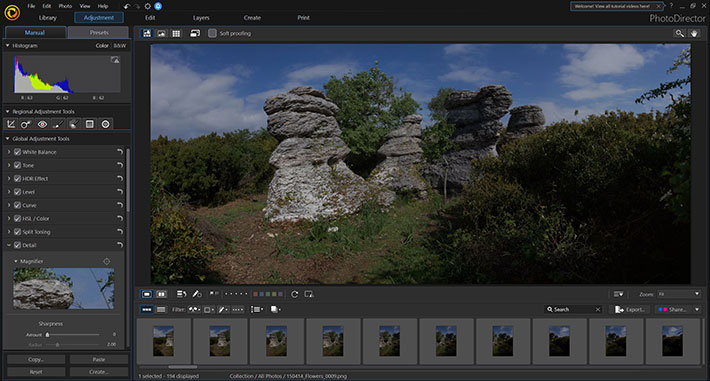Review: Cyberlink PhotoDirector 10, a powerful photo editor