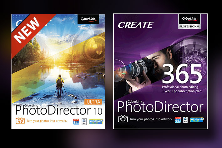 CyberLink announces PhotoDirector 365 with a perpetual subscription