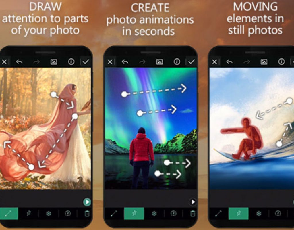 Create photo animations with the FREE PhotoDirector App from CyberLink 1