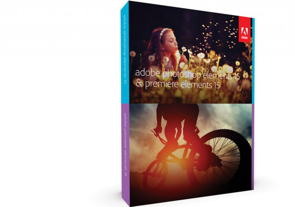 Adobe launches Photoshop and Premiere Elements 15