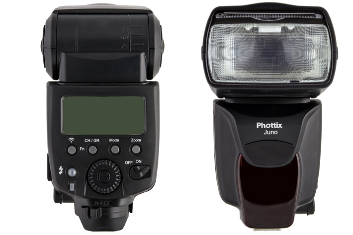 Juno: Phottix's new manual flash
