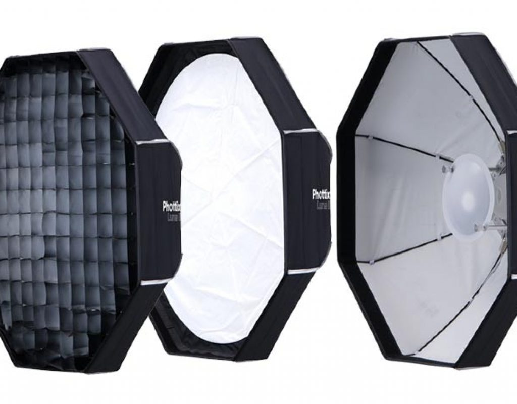 New collapsible beauty dish from Phottix