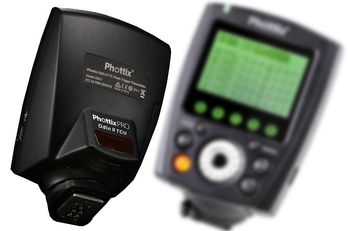 Phottix Odin II for Sony finally available