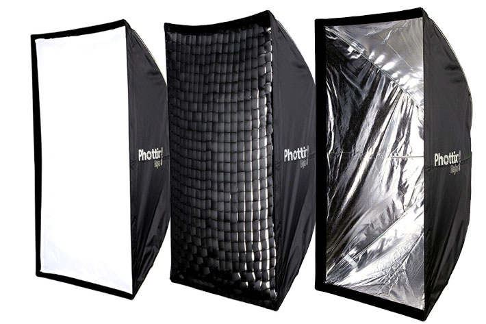 Phottix Raja: softboxes that open as umbrellas