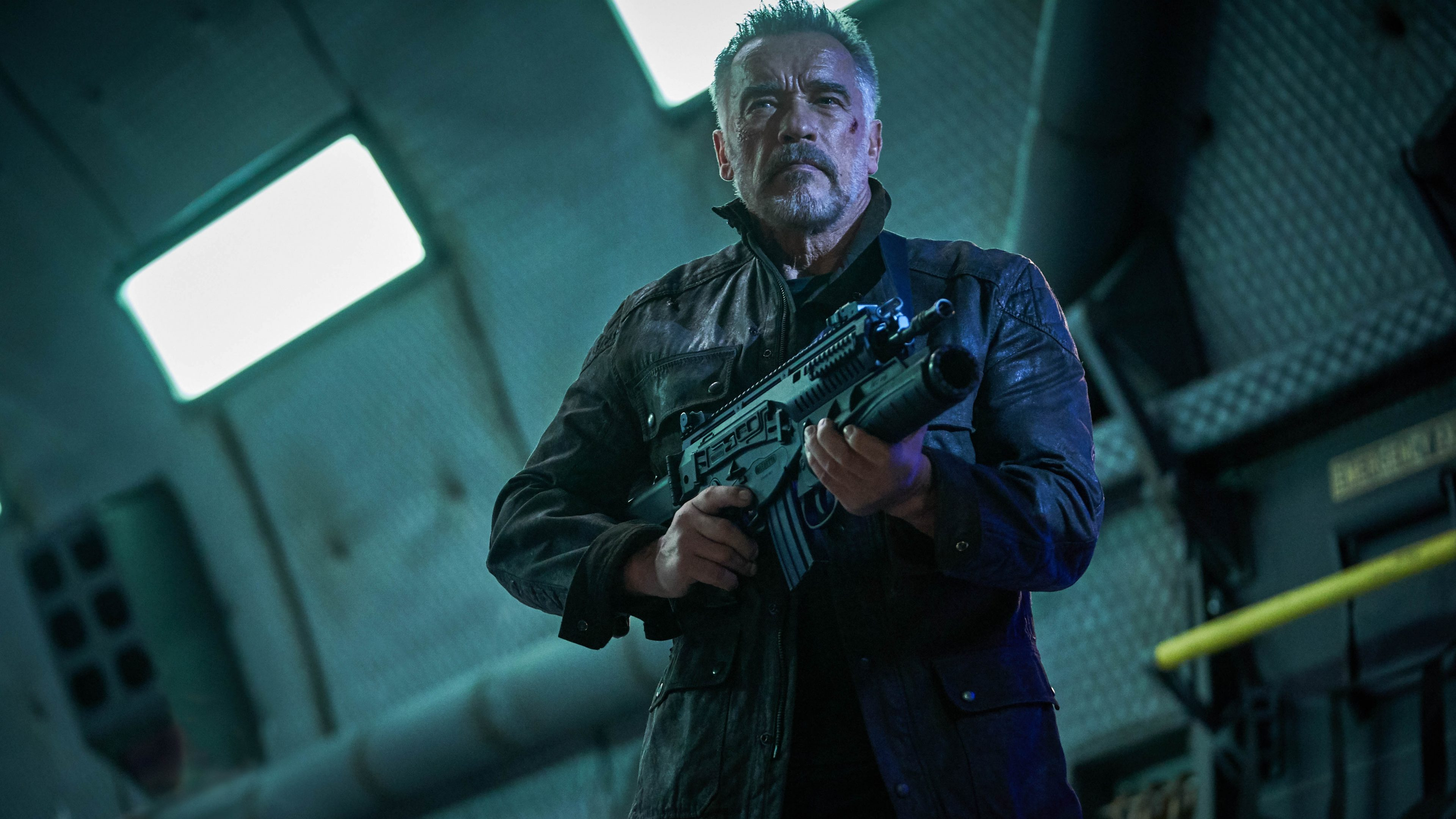 "ART OF THE CUT with ""Terminator: Dark Fate"" editor Julian Clarke, ACE 23"