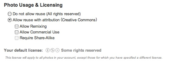 Picasa Now Supports Creative Commons 6