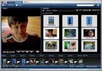 Pictomio Slideshow screen