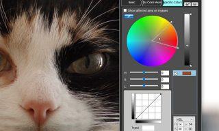 Colour grading in your DSLR or in post
