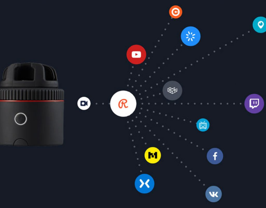 Restream and Pivo: technology to empower smartphone creators 2