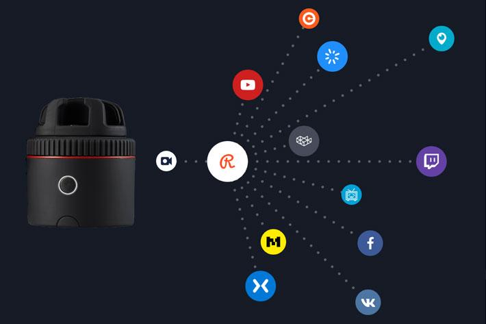 Restream and Pivo: technology to empower smartphone creators 8