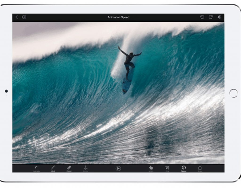 Plotagraph software for iPad and iPhone