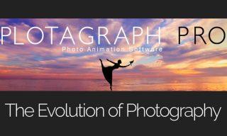 Plotagraph: animating a still photo