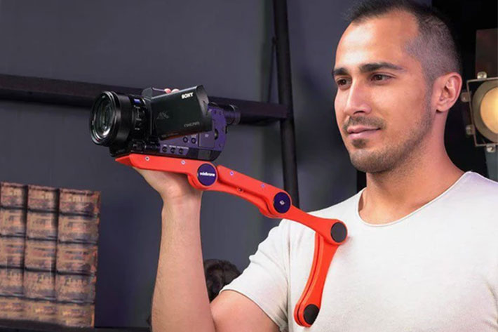 PockeSHOT 3D: new 3D printable ORTAK camera rig from edelkrone 2