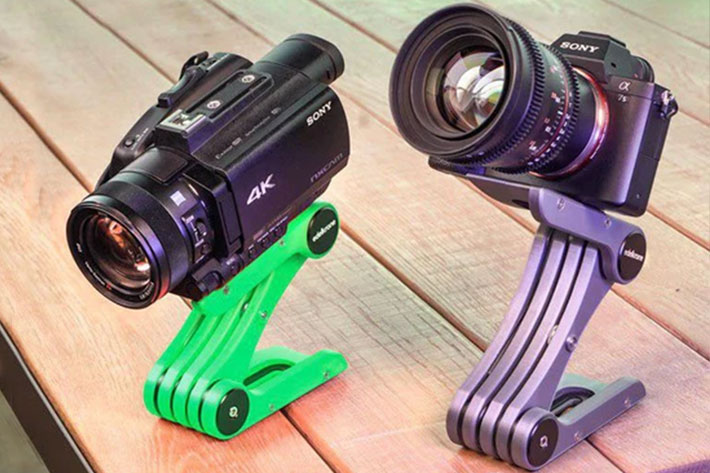 PockeSHOT 3D: new 3D printable ORTAK camera rig from edelkrone 1