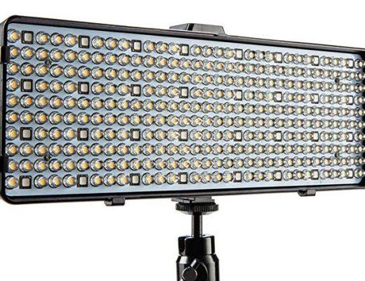 Polaroid RGB LED: a professional light for $99