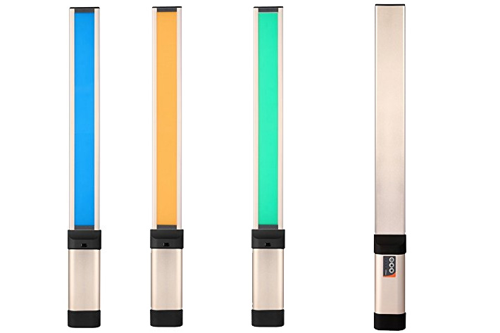 Polaroid BrightSaber for video and photo