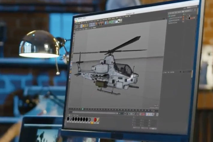 Pond5 introduces 3D models for filmmakers worldwide