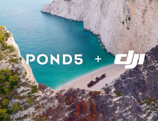 New aerial footage added to the Pond5 and DJI premium collection