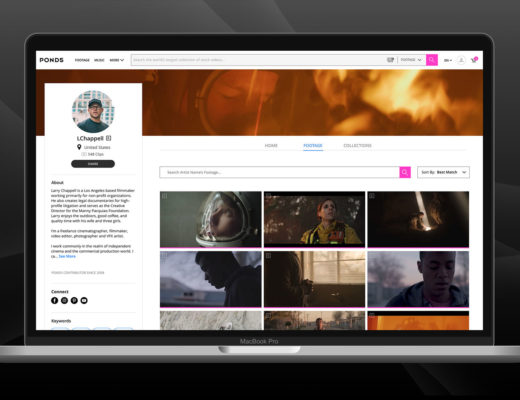 Pond5 introduces new artist Storefront and tools for creators