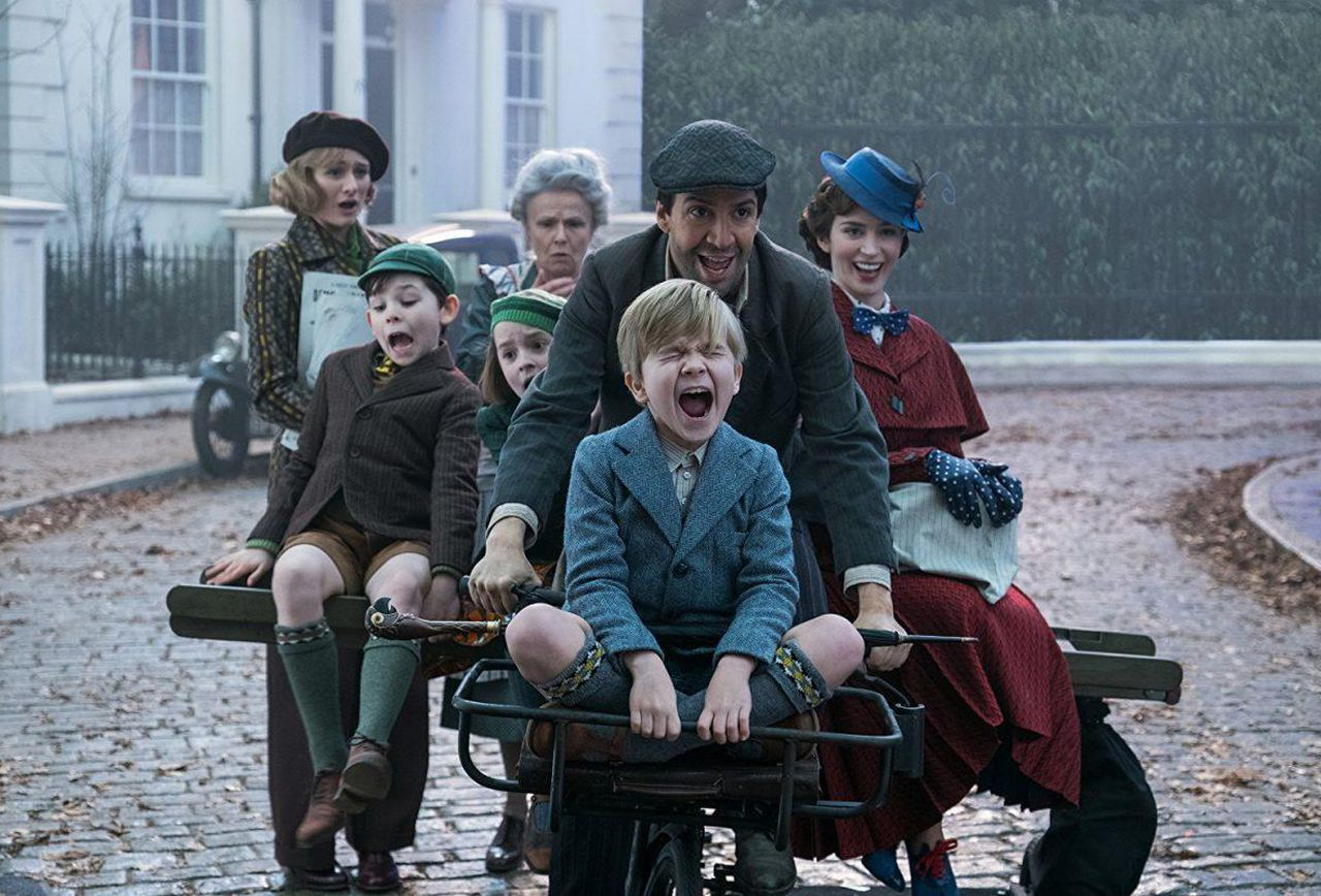 ART OF THE CUT, with Wyatt Smith, ACE on Mary Poppins Returns 10