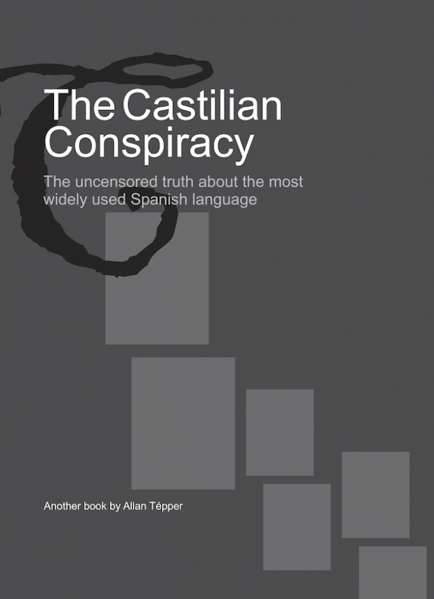 Radio spot production: 30-second spots for CASTILIAN CONSPIRACY books 45