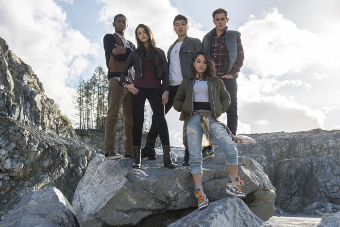 """ART OF THE CUT with the editors of """"Power Rangers"""" 35"""