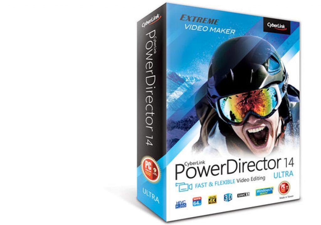 PowerDirector 14: extreme power, simple workflow 3
