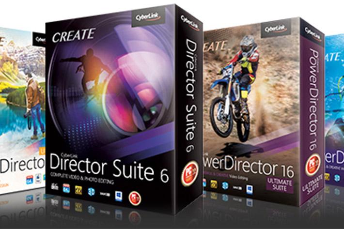 PowerDirector 16 bets on 360 video