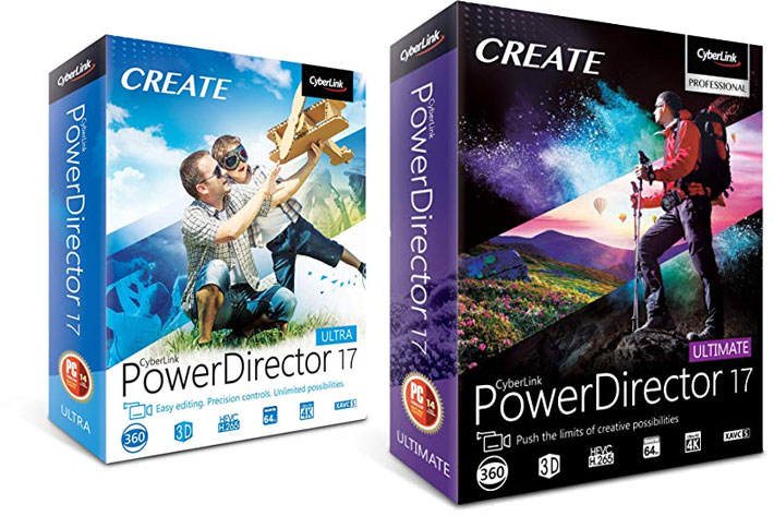 Hands-on: PowerDirector 17 now has a FREE version