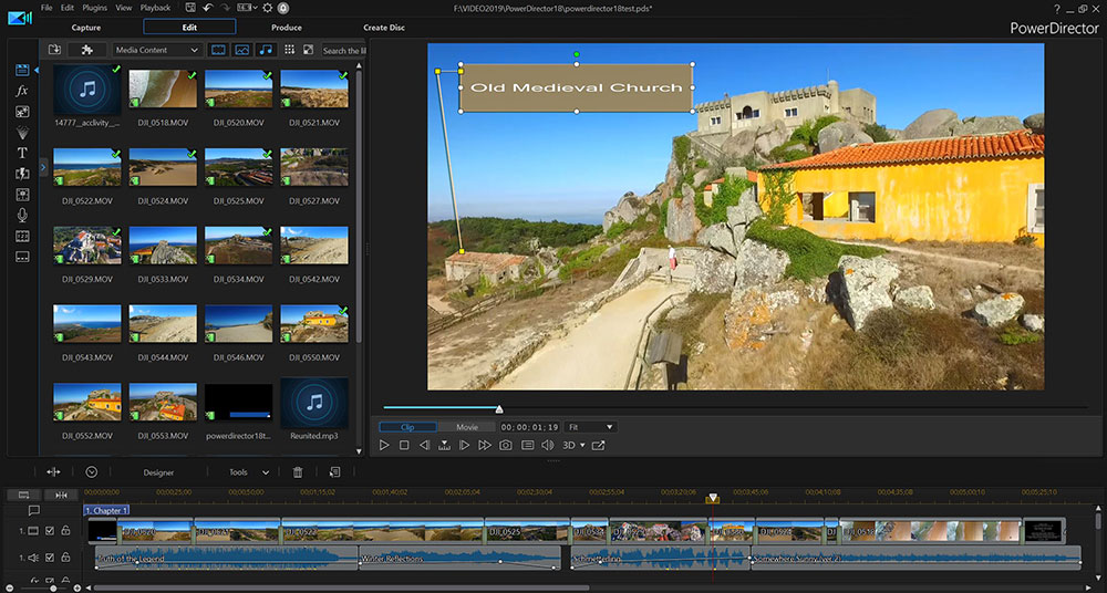 Review: PowerDirector 18 offers audio scrubbing, nested projects and more 3