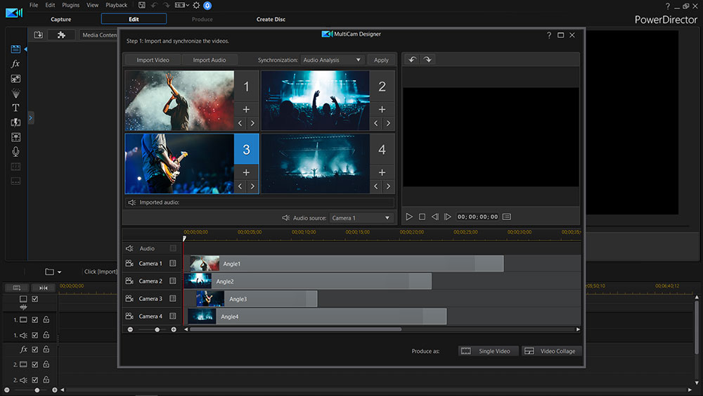 Review: PowerDirector 18 offers audio scrubbing, nested projects and more 5