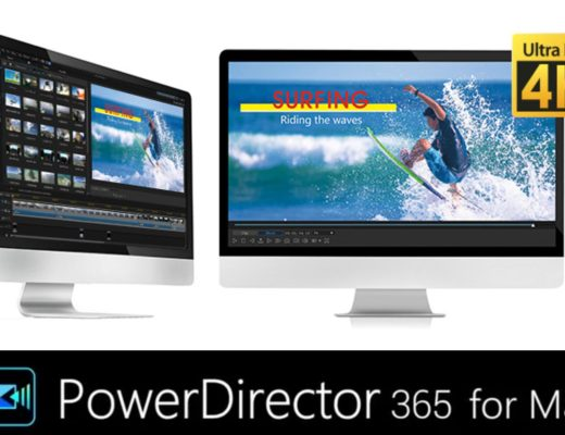 PowerDirector 365 now available for macOS