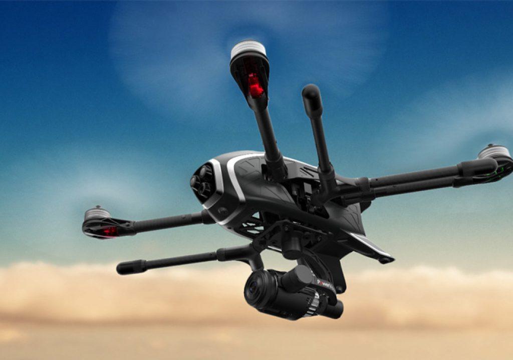 PowerEye: a professional cinematography drone