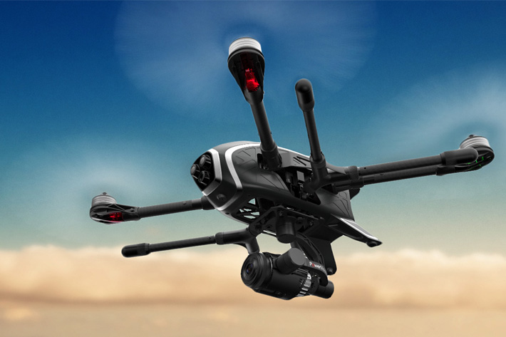 PowerEye: a professional cinematography drone