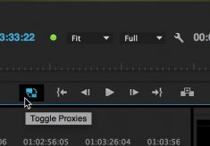 Kicking the tires on Proxy Editing with Adobe Premiere Pro CC 2015.3