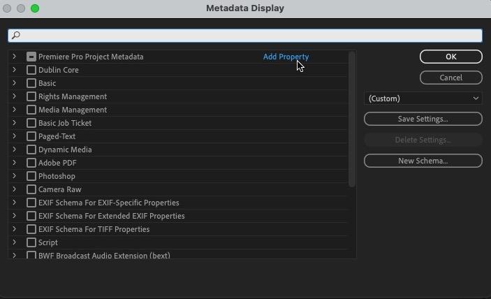 Adobe Premiere Pro Quicktip: Add a Comment column for Bins 18