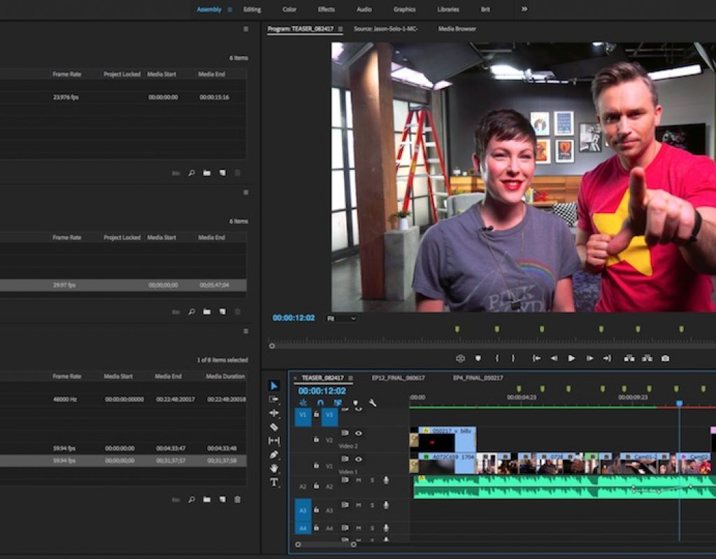 Adobe announces updates to the Creative Cloud video apps ahead of IBC, Premiere Pro included 3